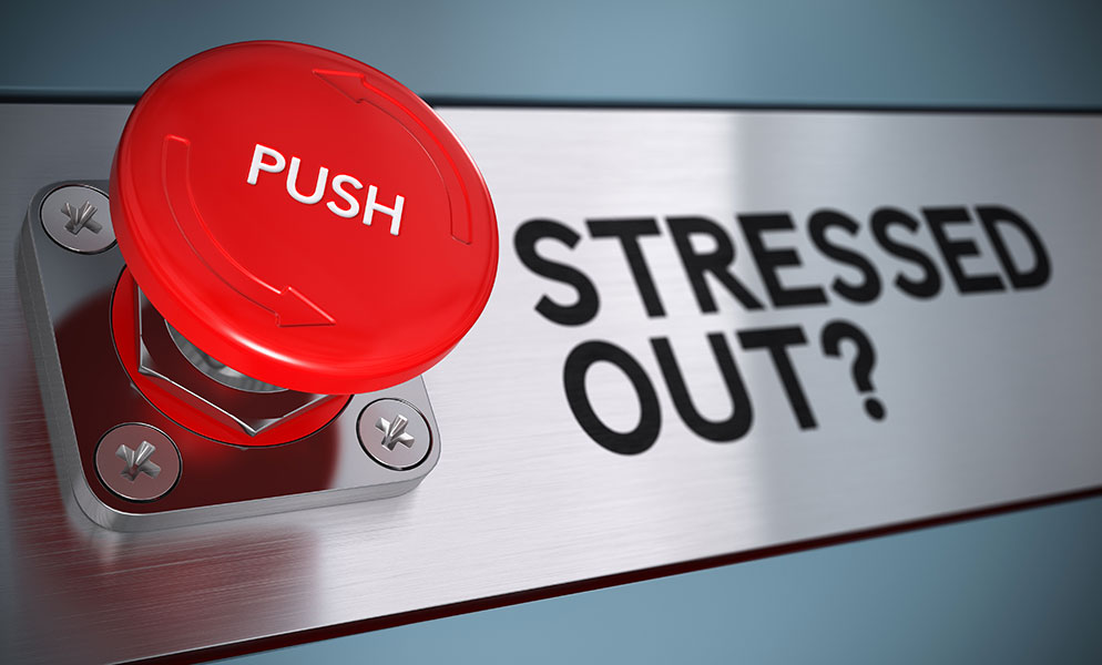 Workplace stress management course in Essex